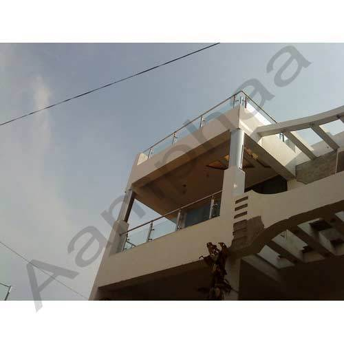 Stainless Steel Balcony Designs