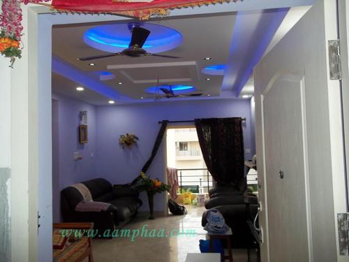 False ceiling design in living room false ceiling design in living room service provider for Ceiling fans for living room india