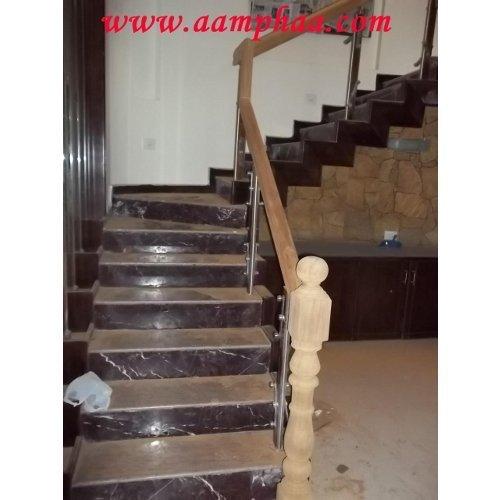 Wood Design Handrail