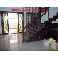 Wooden Flooring Steps