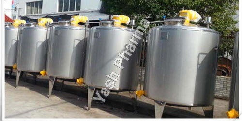 Steel Storage Tank For Liquid Machinery