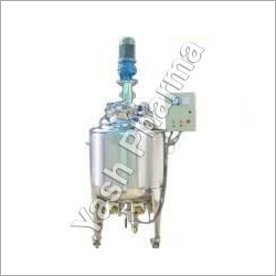 Jacketed Tank For Liquid Machinery