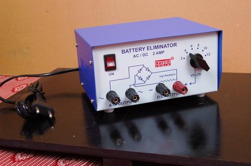 Battery Eliminator AC DC