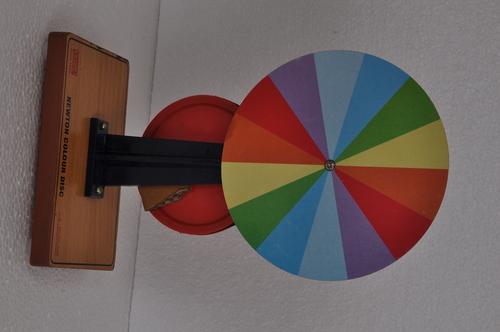 Newton's Color Wheel