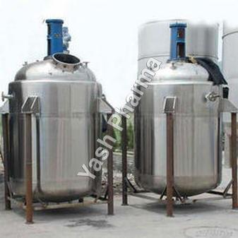 Industrial Vessels