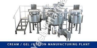 Gel Manufacturing Plant