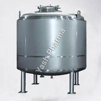 Distilled Storage Tanks