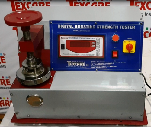 Bursting Testing Machine