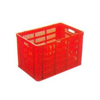 Banana Plastic Crates