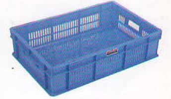 Handle Plastic Crates
