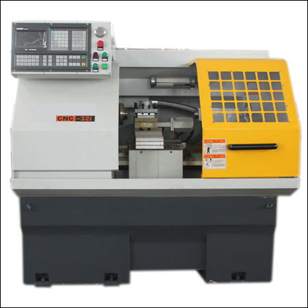 CNC Flat Bed Lathes