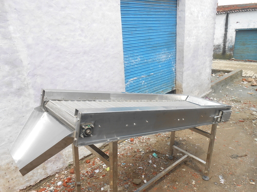 Industrial Deoiling Conveyor
