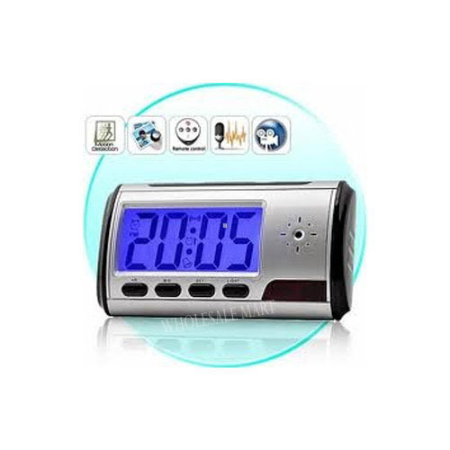 Spy Digital Table Clock