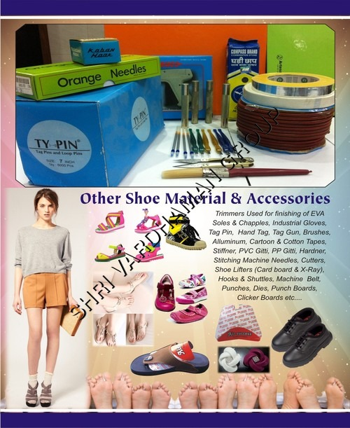 Shoes Materials & Accessories