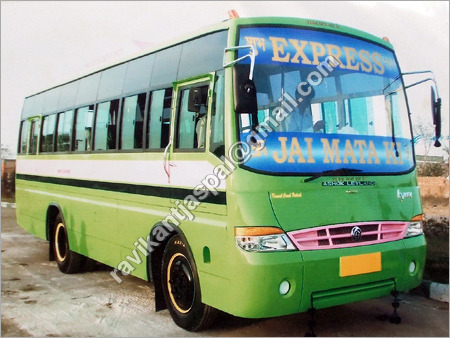 Route Permit Bus Body Building