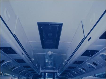 Luxury Bus Interior