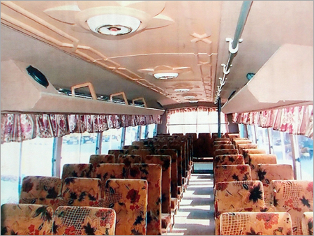 Bus Body Interior