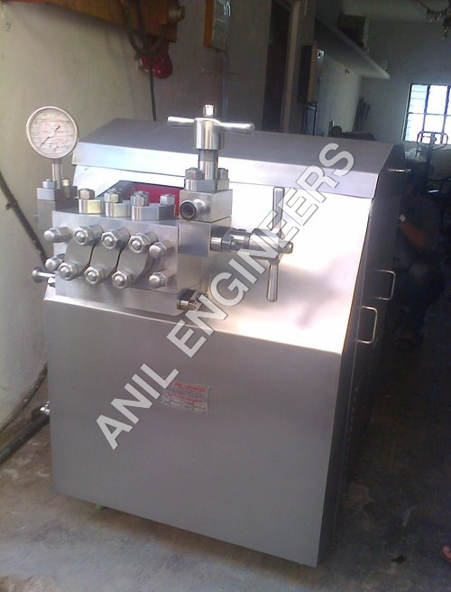 Homogenizer Machines