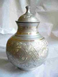 Brass Pot Urn