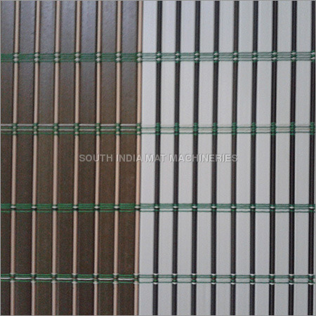 Bamboo PVC mat