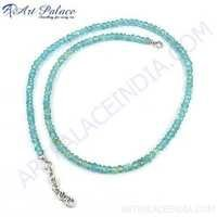 Semi Precious Genuine Beautiful Antique Style Beads Necklace, Beads Jewelry