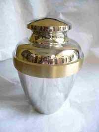 Decorative Brass Urn