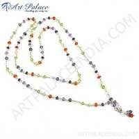 2013 Latest Multi Colorful Beads Necklace Jewelry, Beaded Jewelry