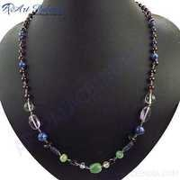 Latest New Arrival Multi Beads & Colors Stylish Necklace Jewelry, Beaded Jewelry