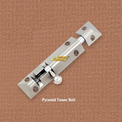 Pyramid Tower Bolt