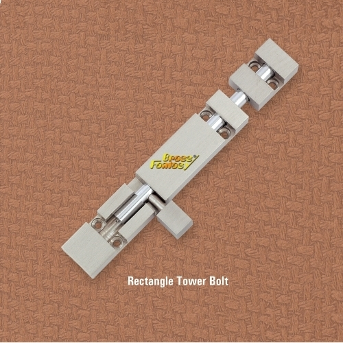 Rectangle Tower Bolt