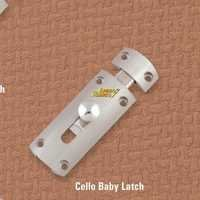 Brass Cello Baby Latch