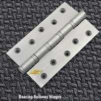 Brass Bearing Railway Hinges