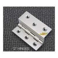 Brass Z-Type Hinges