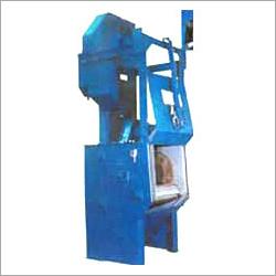 Tumblast Machine