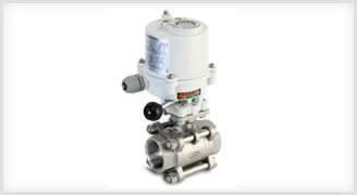 AC/DC Electrical Actuator from Korea