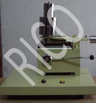 Hand Operated Scratch Hardness Tester