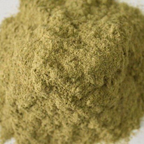Cold dried Lemon Grass Powder