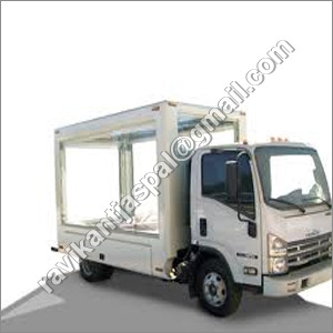 Mobile Advertising Vehicle Body