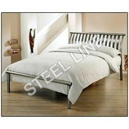 Stainless Steel Platform Bed