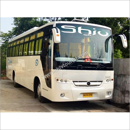 2x2, 40 Seater AC Bus