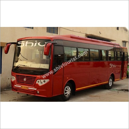 Luxury Bus Hire Services