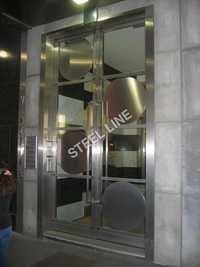 Designer SS Gate