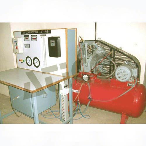 Multi Stage Air Compressor Test Rig