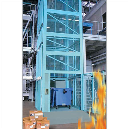 Flame Proof Lift