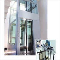 MRL (Glearless) Home Elevator