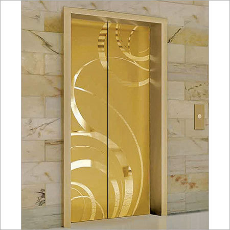 Optional Door Designs Elevators
