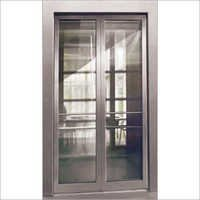 Big Vision Elevator Glass Door