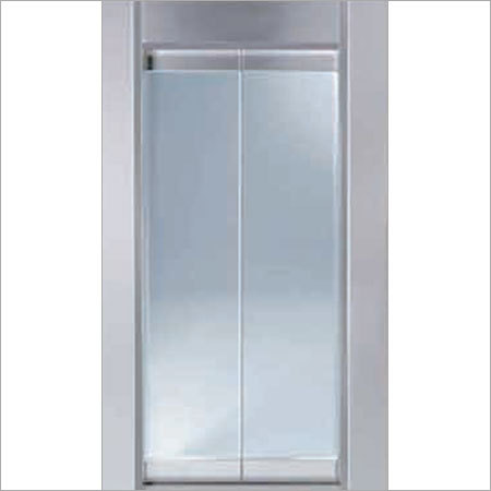 Full Vision Elevator Glass Door
