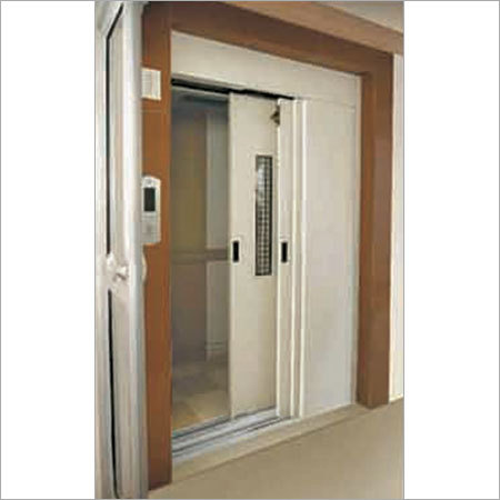 Manual Telescopic Sliding Door