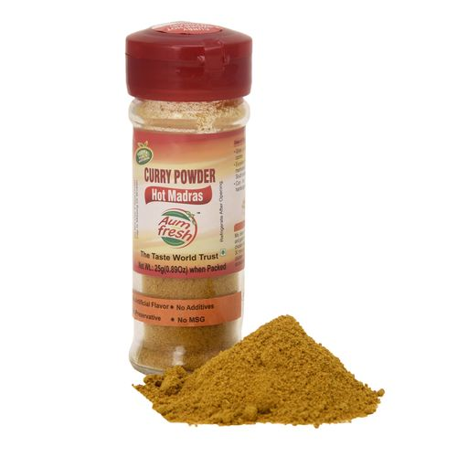 Hot (Madras Curry Powder)
